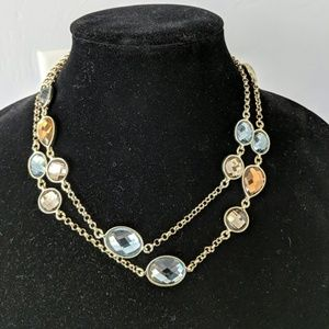Jewelry - 36 inch Necklace with facets
